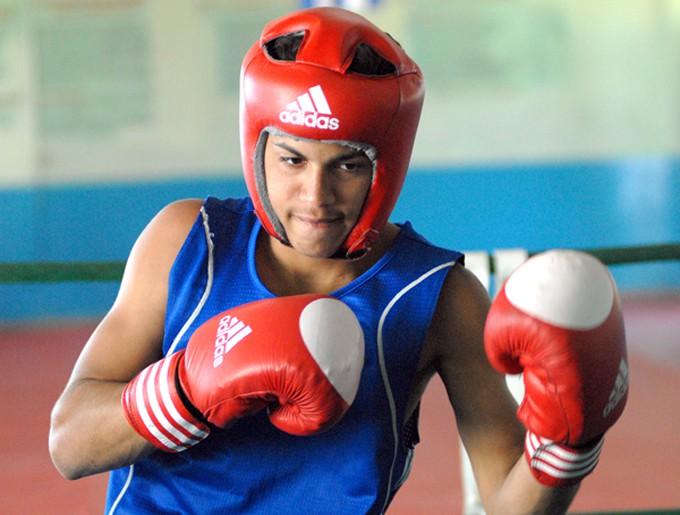 Robeisy Ramírez, boxeador