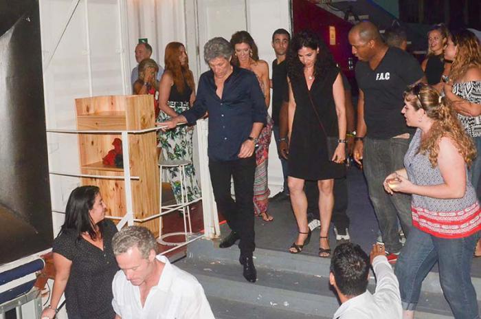Visitó Cuba el popular rockero estadounidense Jon Bon Jovi