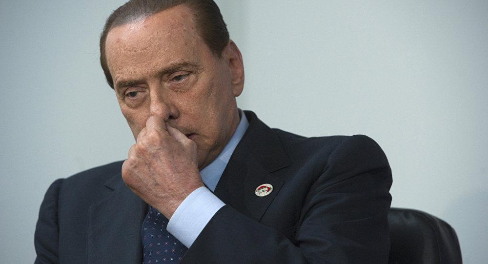 Silvio Berlusconi, hospitalizado por una deficiencia del corazón