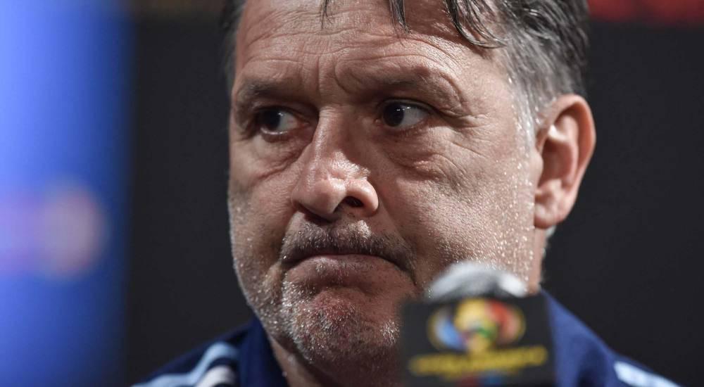 """No podemos perder otra final"", Tata Martino"