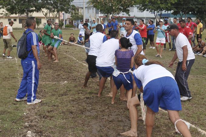 Bayamo acoge fase final de los Juegos recreativos comunitarios
