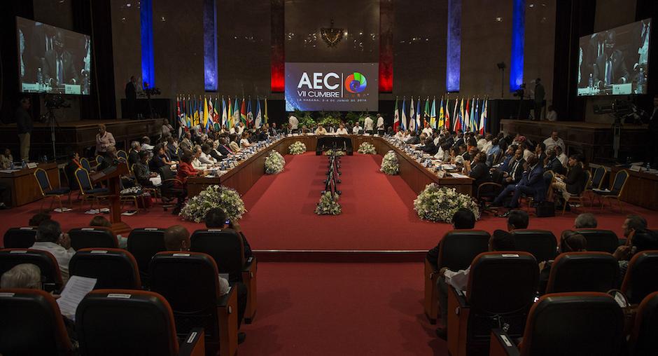 VII Cumbre de la AEC: Declaración de La Habana