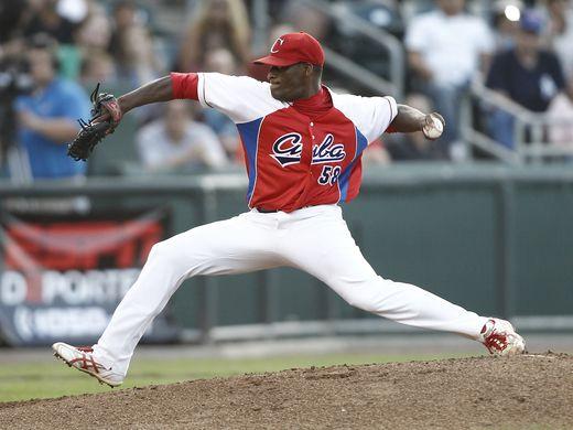 Cuba mantiene paso ganador en lid norteamericana de béisbol