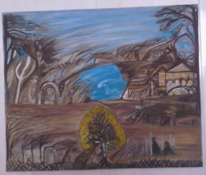Vuelve el arte naíf a Granma