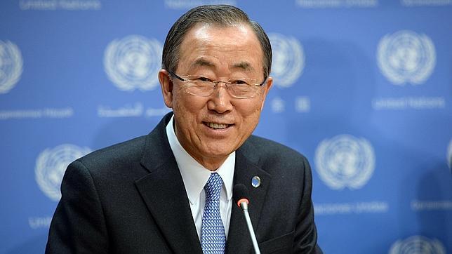 Ban Ki-moon pide en Israel fin de ocupación de Palestina