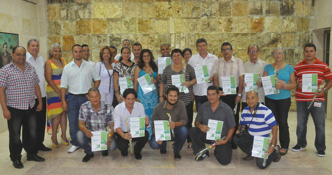 Celebra Asociación de Comunicadores su aniversario 24