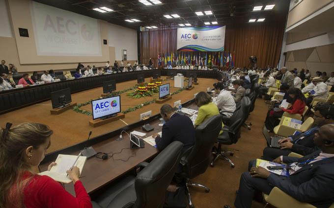 Ponderan potencialidades económicas de integrantes de la AEC