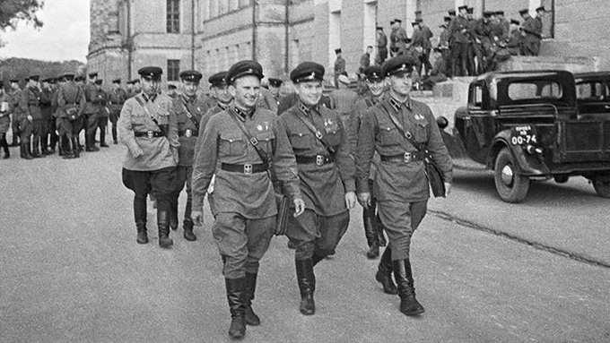 Rusia revela archivos desconocidos de la Segunda Guerra Mundial