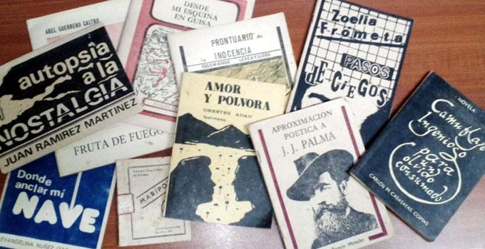 Ediciones Bayamo: 25 años a través de sus libros