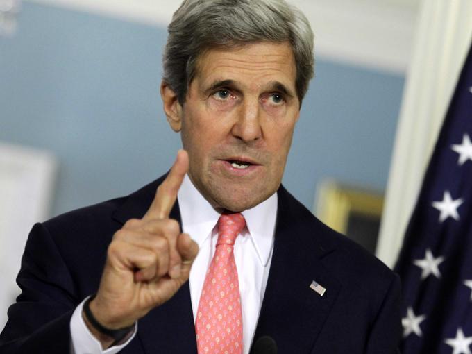 Kerry pide calma a líderes europeos tras Brexit