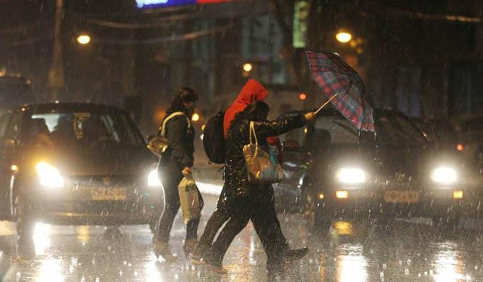 Junio: mes de abundantes lluvias en Cuba