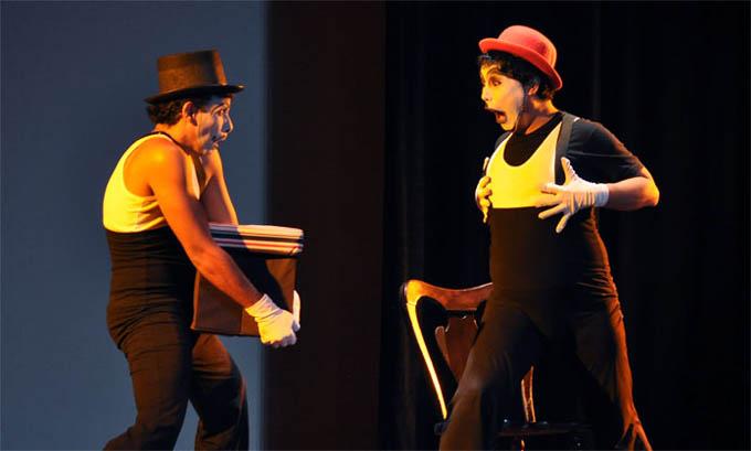 Celebrarán VII Encuentro Internacional de Pantomima