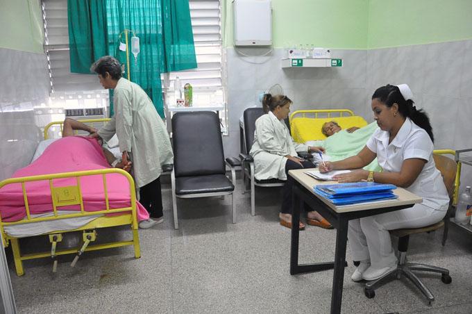 Ratifican condición de Colectivo Moral en Servicio de ICTUS de Bayamo
