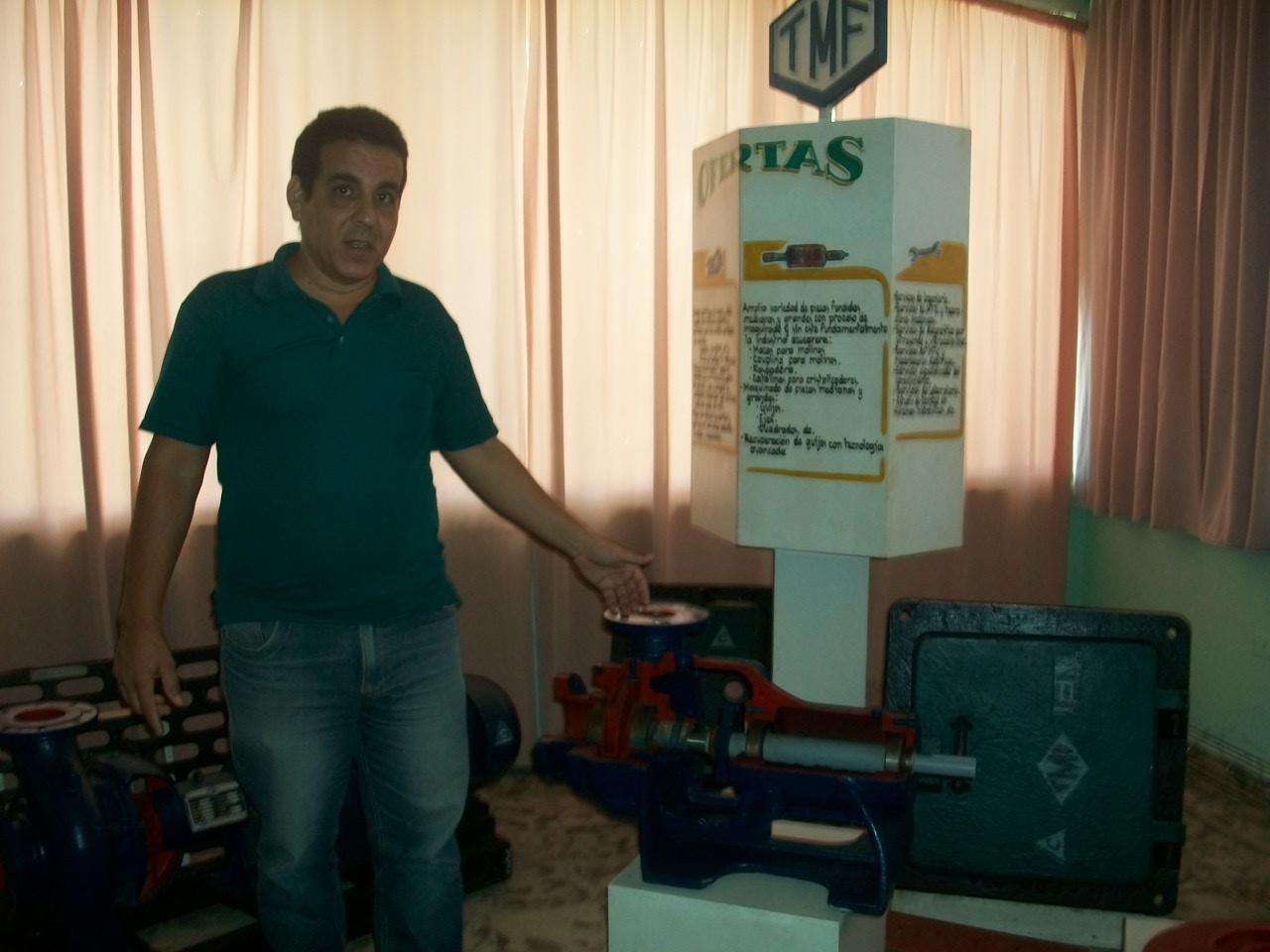 Modernizan línea productiva de los Talleres Fajardo en Manzanillo