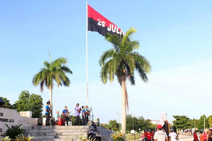 26 de Julio en Manzanillo