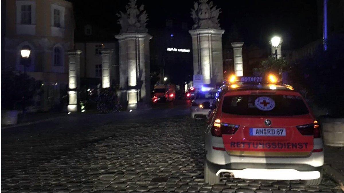 Un muerto y 12 heridos en una explosión en un restaurante en Alemania