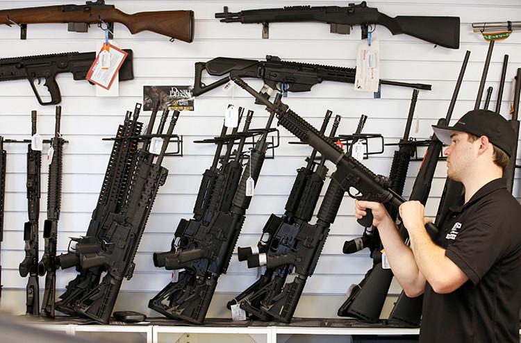 El uso de armas en América Latina