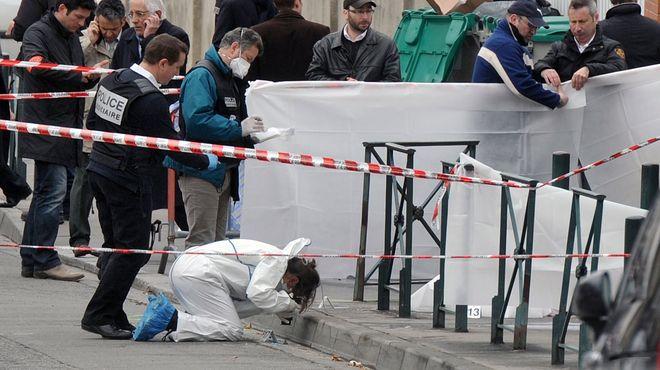 Asesinato Toulouse y Montauban