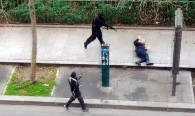 Atentado de Charlie Hebdo