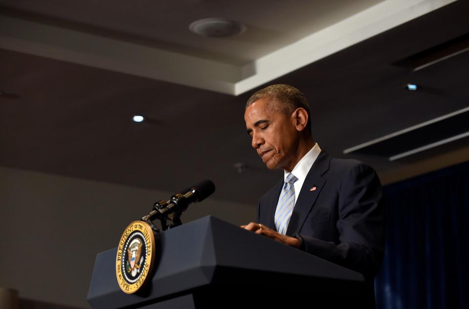 """""""Los ataques de Dallas han sido premeditados"""", Obama"""