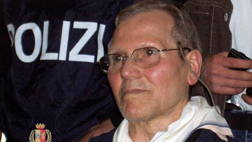 """Muere Bernardo Provenzano, el capo de la mafia siciliana """"Cosa Nostra"""""""