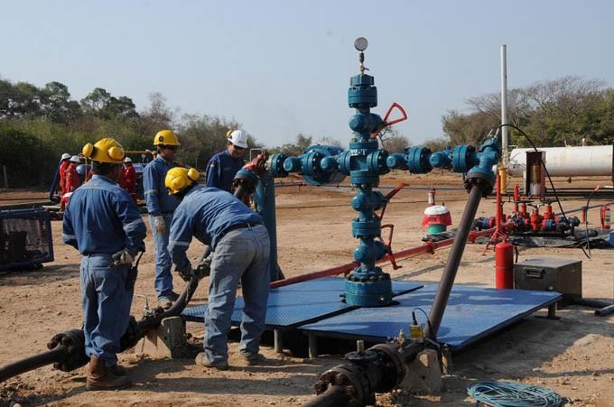 Bolivia-petróleo