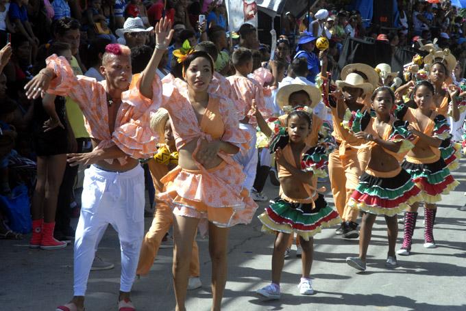 Gana en organización y desarrollo artístico Carnaval infantil Bayamo 2016