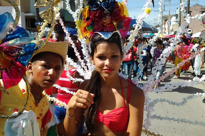 Comenzó hoy en Bayamo Carnaval Infantil 2016 ( + fotos y videos)