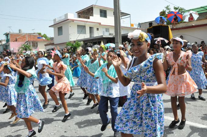 Reinará la fantasía en carnaval infantil Bayamo 2016