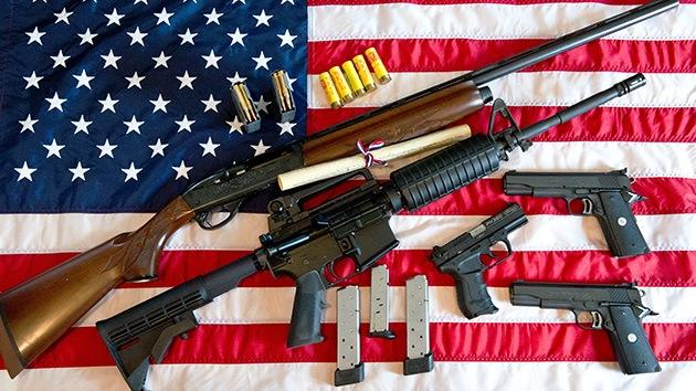 Sangriento negocio el comercio de armas