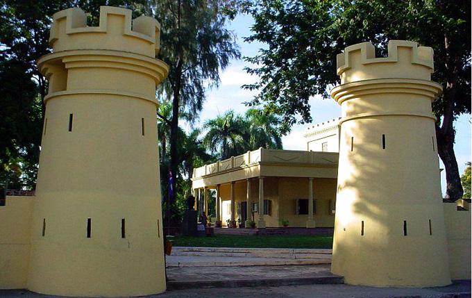 Cuartel Ñico López