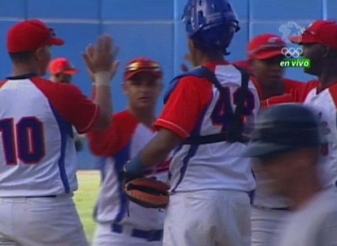 Cuba vence 5-1 a Estados Unidos y toma ventaja en la serie (+ videos)