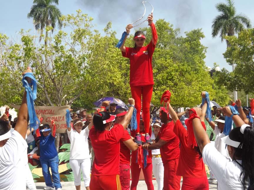 Repite Bayamo triunfo en evento provincial Cubaila 2016