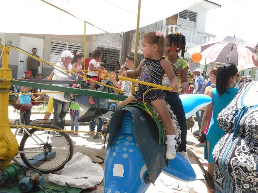 Día de los niños, Manzanillo 1
