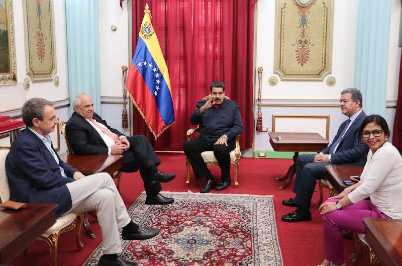 Diálogo de Paz en Venezuela 1