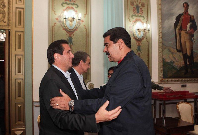 Diálogo de Paz en Venezuela 2