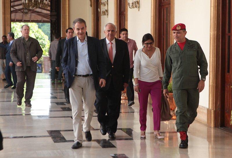 Diálogo de Paz en Venezuela 3