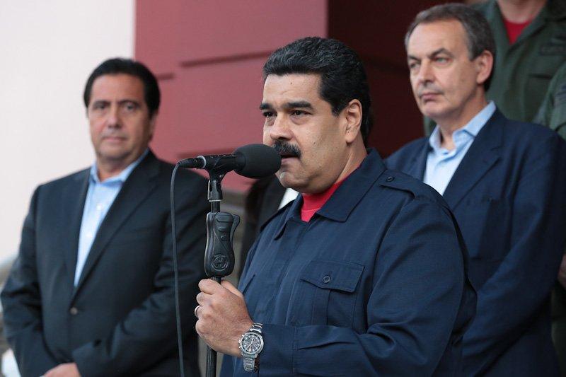 Diálogo de Paz en Venezuela 4