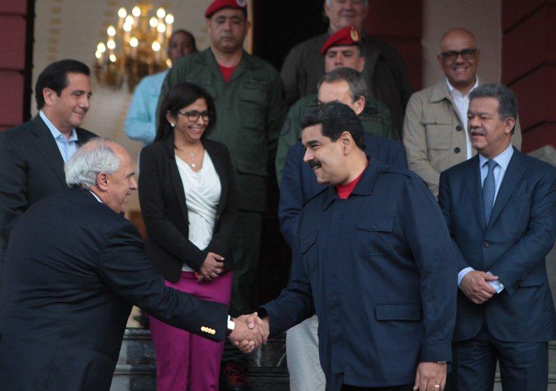 Diálogo de Paz en Venezuela 6