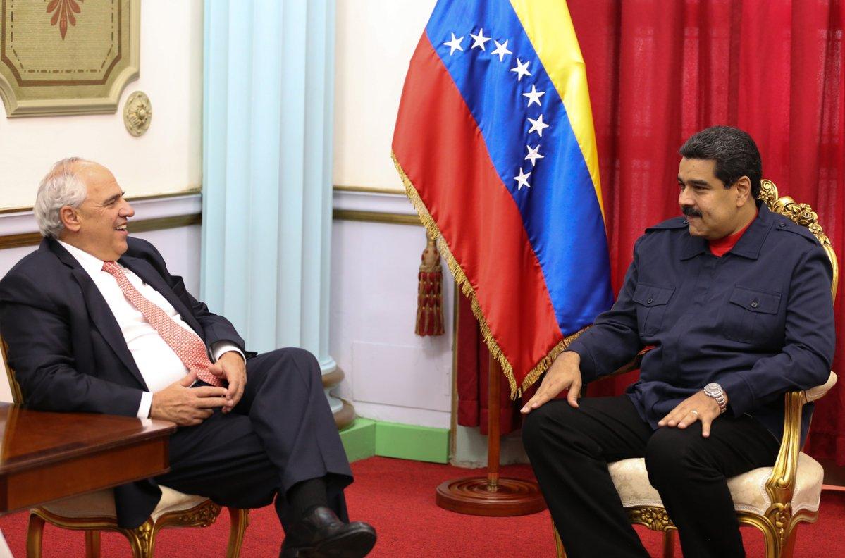 Diálogo de Paz en Venezuela 7