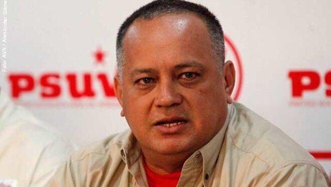 Destaca prensa venezolana convocatoria del diputado Diosdado Cabello