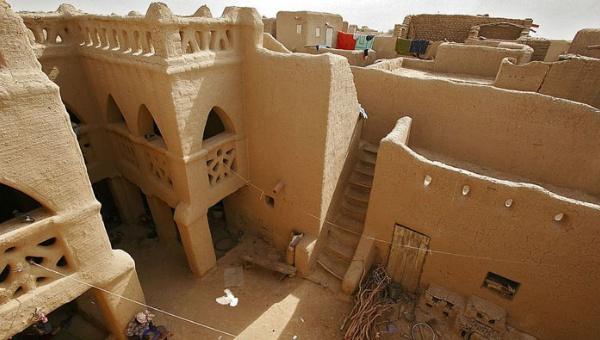 Djenné, la ciudad de arena que está a punto de desaparecer