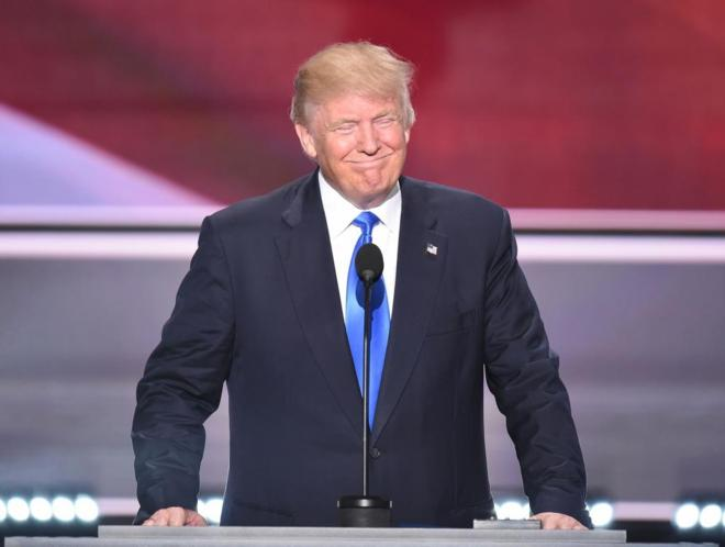 Trump elegido candidato republicano a la presidencia de Estados Unidos