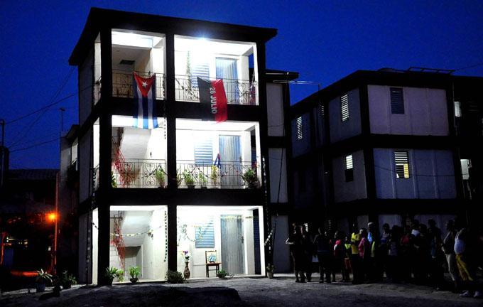 Nuevas obras para el bienestar del pueblo en municipios granmenses (+ fotos)