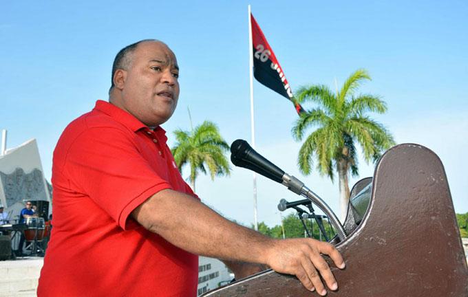 Desde este punto de la geografía cubana la Revolución prospera (+ audio y fotos)