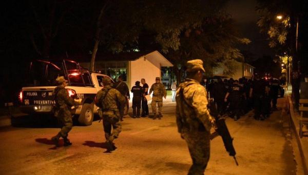 Activan mando único en Quintana Roo para buscar 10 reos fugados