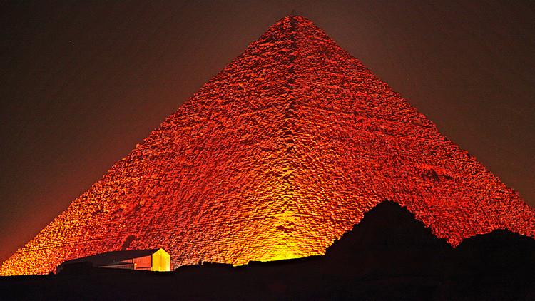 Descubren el sofisticado mecanismo 'antirrobo' que protegía las Pirámides de Egipto de saqueadores
