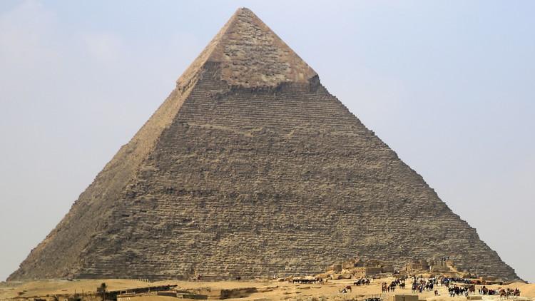 Sale a la luz el papiro que revela el misterio de la construcción de la Gran Pirámide de Guiza