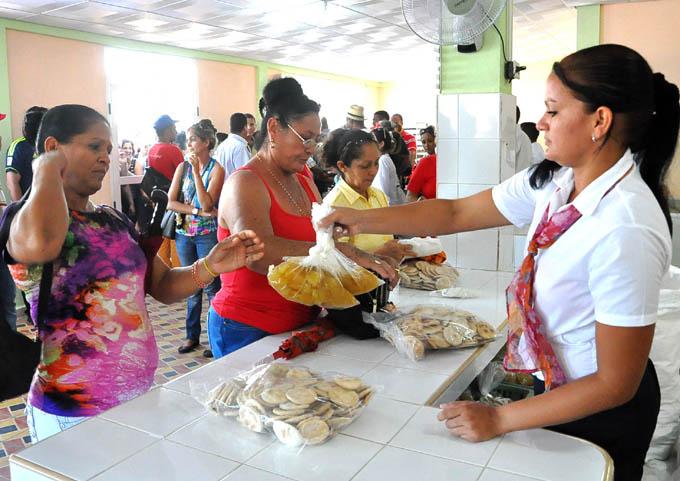 Granma mejora red para vender alimentos de alta demanda