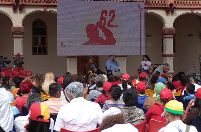 Maduro destaca que el amor hacia Chávez en el mundo crece con el tiempo (+ fotos)